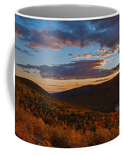 Acadia Sunset Coffee Mug