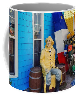 Acadian Fisherman, Prince Edward Island, Canada Coffee Mug