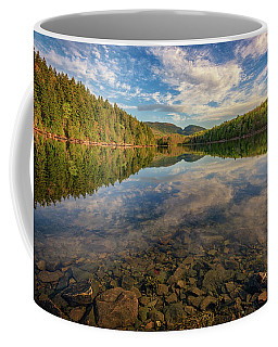 Acadian Reflection Coffee Mug by Rick Berk