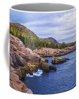 Acadia's Coast Coffee Mug