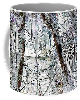Accentuating The Negative Coffee Mug