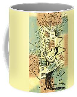 Accounting And Bookkeeping Coffee Mug