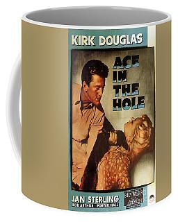 Ace In The Hole Film Noir Coffee Mug