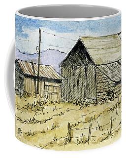 Aceo No 3 Two Barns Coffee Mug