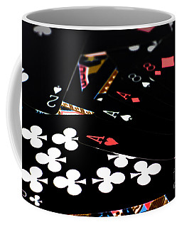 Aces And Eights Coffee Mug
