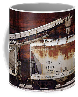Coffee Mug featuring the digital art A C F X 44724 by David Blank