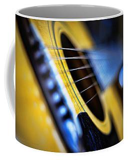 Acoustic Coffee Mug