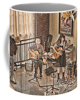 Acoustic Jazz Coffee Mug