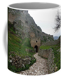 Acrokorinth Coffee Mug