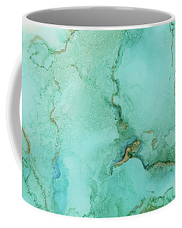 Across The Blue Sky Coffee Mug
