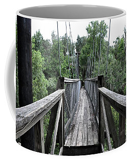 Across The Great Divide Coffee Mug by John Black