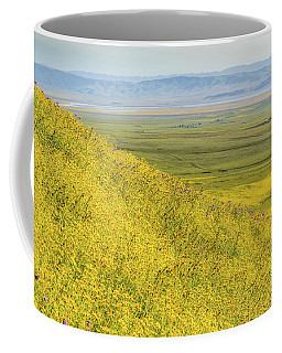 Coffee Mug featuring the photograph Across The Plain by Marc Crumpler