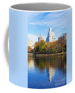 Across The Pond - New York City Coffee Mug