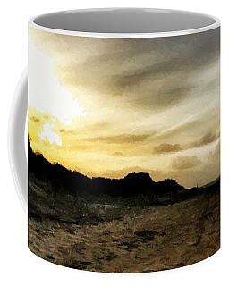 Across The Sands Coffee Mug