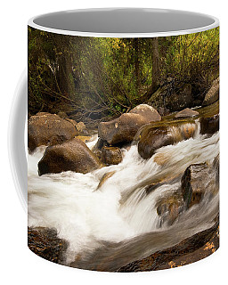 Across The St. Vrain Coffee Mug