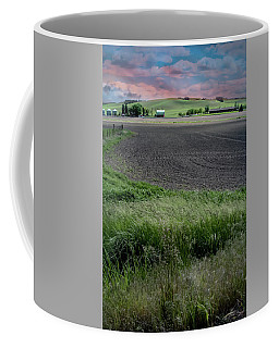 Across The Way Coffee Mug