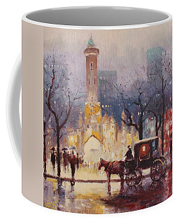 Acrylic Msc 054 Coffee Mug