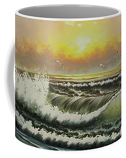 Acrylic Msc 148 Coffee Mug