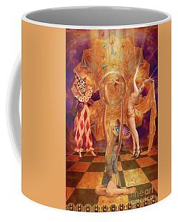 Act 3 Burlesque Circus Follies Coffee Mug