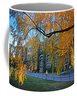 Ad Bldg Fall Coffee Mug