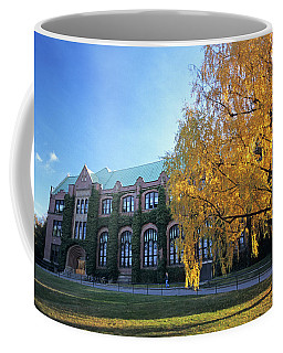 Ad Bldg Fall II Coffee Mug