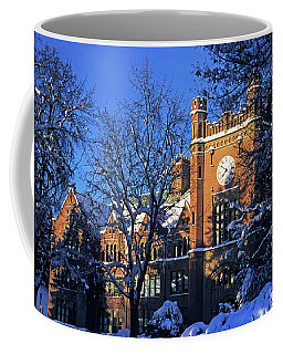 Ad Bldg Winter Coffee Mug