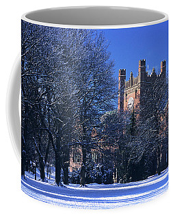 Ad Bldg Winter II Coffee Mug