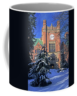 Ad Bldg Winter I I I Coffee Mug