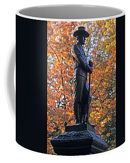 Ad Lawn Soldier Coffee Mug
