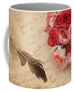 Adagio Sostenuto Coffee Mug