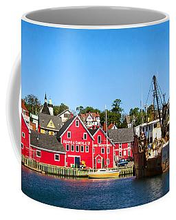 Adams And Knickle Fishing Company Coffee Mug