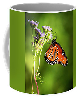 Addicted Queen Butterfly Coffee Mug