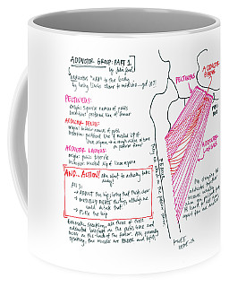 Adductor Group Part 1 Coffee Mug