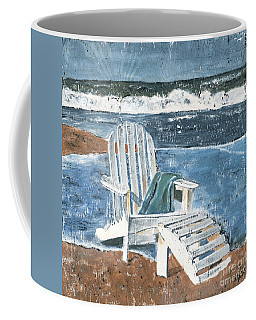 Adirondack Chair Coffee Mug