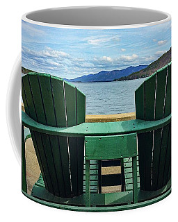 Adirondack Chair For Two Coffee Mug