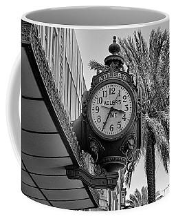 Adler's Time  Coffee Mug
