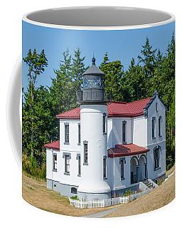 Admiralty Head Lighthouse  Coffee Mug