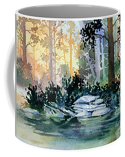 Admiralty Island Coffee Mug