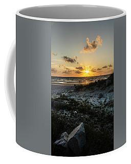 Admiring The View Coffee Mug