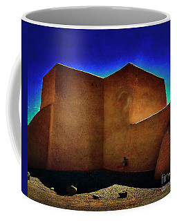 Adobe Church II Coffee Mug