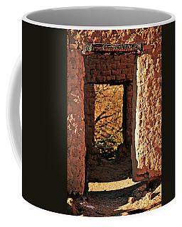 Adobe Ruin Coffee Mug