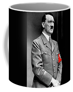 Adolf Hitler The Visionary Circa 1941 Color Added 2016 Coffee Mug