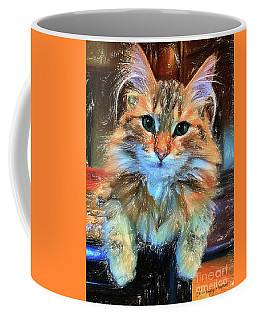 Adopted Coffee Mug
