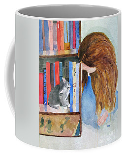 Adorable Coffee Mug by Sandy McIntire