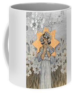 Adoration Art Deco Coffee Mug