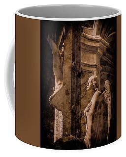 Paris, France - Adoring Angel Coffee Mug