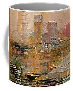 Adrift 2 Coffee Mug by Nancy Kane Chapman