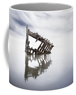 Adrift At Sea Coffee Mug