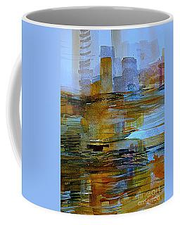 Adrift Coffee Mug by Nancy Kane Chapman
