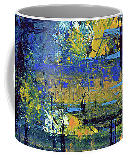 Adventure  Coffee Mug by Cathy Beharriell